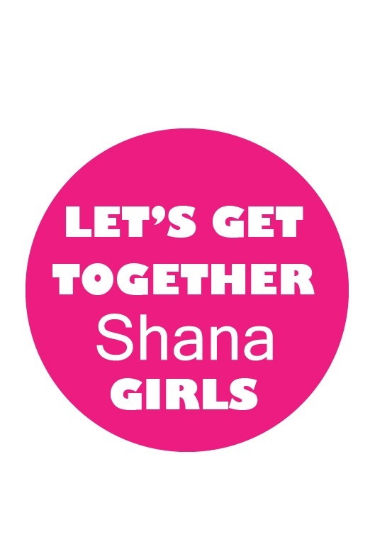 Let's get together SHANA girls logo