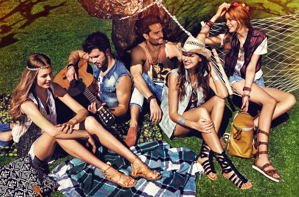 """MIGATO """"Summer Camp"""" Campaign"""