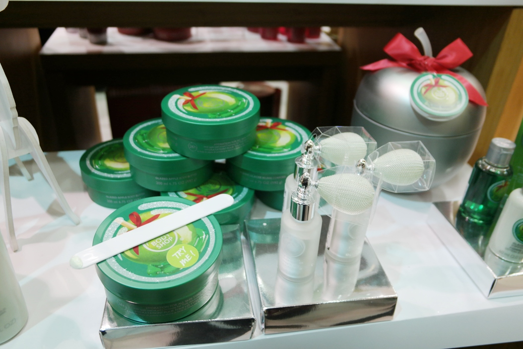Christmas The Body Shop 2