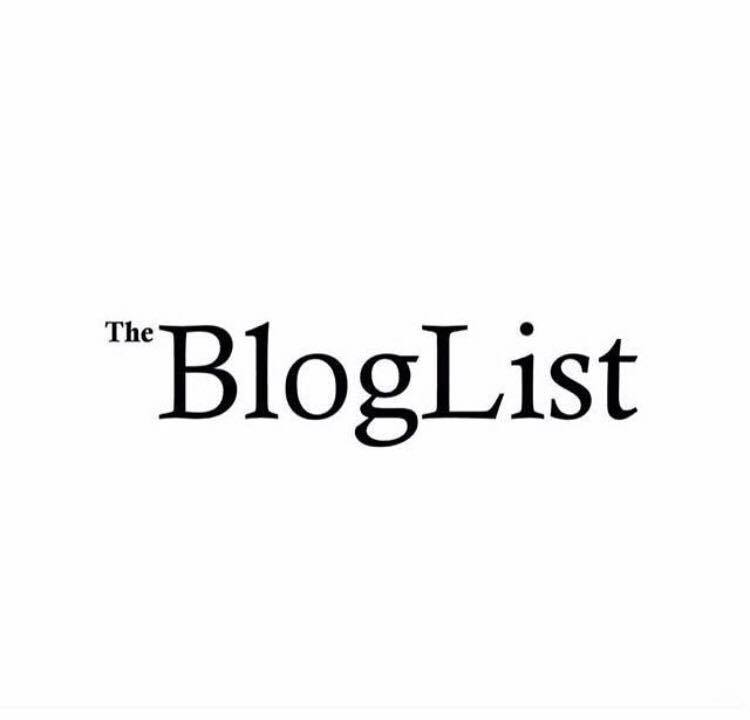 The blog list logo