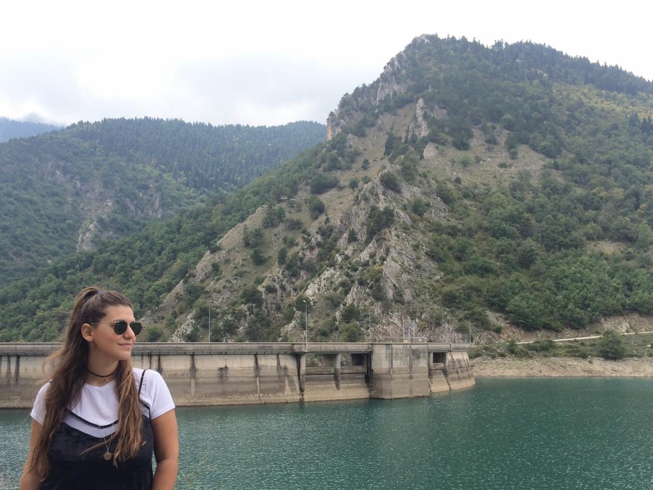 Plastiras lake 2