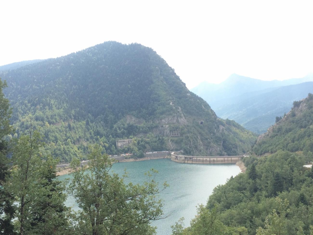 Plastiras lake 6