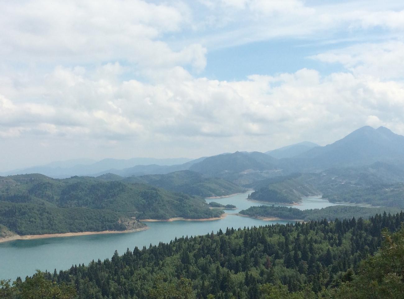Plastiras lake 7
