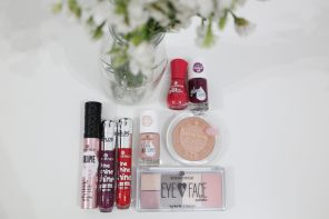Essence Spring Make Up +Giveaway