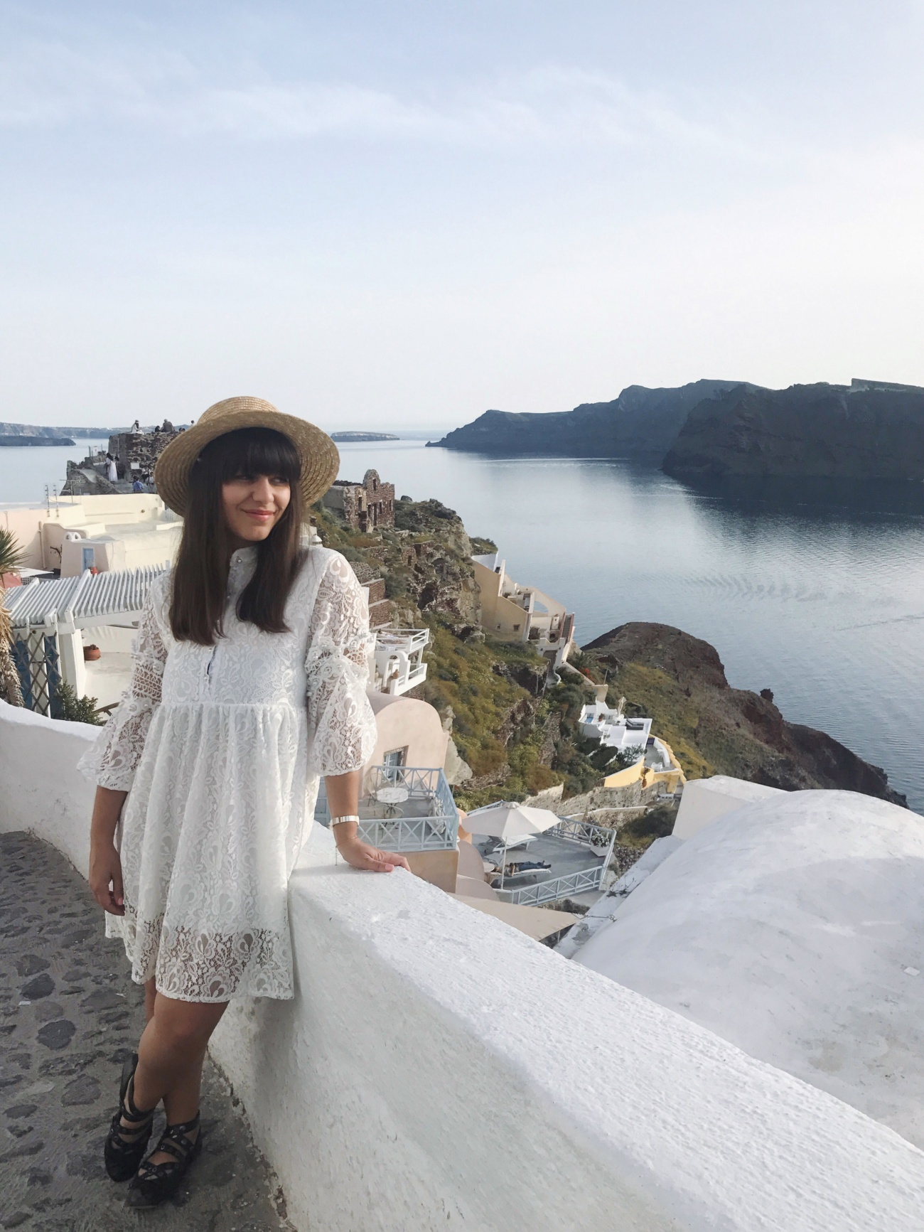 Summer Must Have: White Lace Dress-Fashion ...
