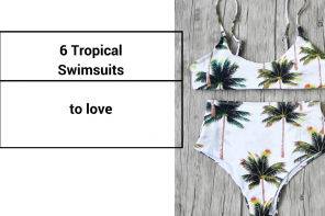 Tropical Swimsuits Wishlist
