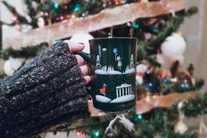 Συνταγή για το ζεστό κρασί των Χριστουγέννων -Glühwein recipe
