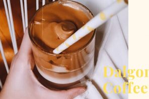 Τι είναι ο Dalgona Coffee και πως θα τον φτιάξεις;